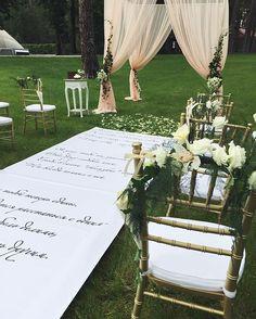 На днях мы Вам покажем нереальной красоты свадьбу, аж дух захватывает #свадьба#выезднаяцеремония#арка#дорожка#текствлюбленных#словалюбви#авторневеста#флористика#оформлениесвадеб#creative_decor#flowers#arch#decoration#bride