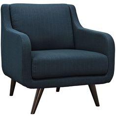 Modway Furniture Modern Fabric Verve Armchair