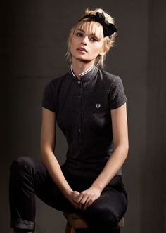 fred perry girl - Buscar con Google