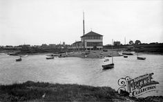 Photo of Walton On The Naze, Yacht Boat House 1921 Walton On The Naze, Springboard, Boat House, Yacht Boat, Old Photos, Childhood Memories, Interior Architecture, Seaside, Turning