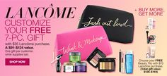 Spend $35 and choose your Lancome gift at Macy's. Receive more when you spend more. http://cliniquebonus.org/lancome-gift-with-purchase/