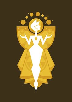 Yellow Diamond by peterwjdibble