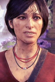 Chloe, Uncharted: Lost Legacy