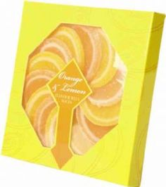 Orange And Lemon Slices ... always had these out at christmas time when I was little