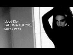 Lloyd Klein Fall 2015 Sneak Peek