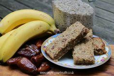 banana&oat.flapjack
