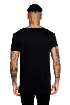 Judas Sinned - Training Crew T-Shirt - Black  | Turn to Judas Sinned for distinctive designs in premium interest fabrics. Shop the full collection now @ Urban Celebrity!