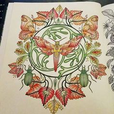 Instagram media wik_coloring - ❤ & #dagdrömmar #dagdrømmer #hannakarlzon #målarbokförvuxna #coloringforadults #colouringforadults #beautifulcoloring #fabercastell #wikcoloring #coloring_secrets #creativelycoloring