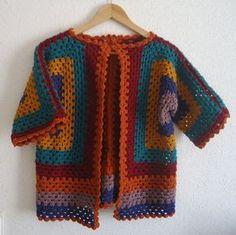 Chaqueta crochet ideal para esta primavera Tienes toda la información en el siguiente enlace: http://wp.me/p4xjM4-lC Suscríbete =============================...
