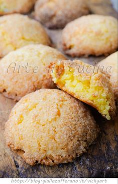 Cupcake Recipes From Scratch, Easy Cupcake Recipes, Easy Delicious Recipes, Sweet Recipes, Cookie Recipes, Mini Patisserie, Cinnamon Biscuits, Coconut Biscuits, Biscotti Cookies