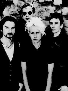 Depeche Mode (by Anton Corbijn)