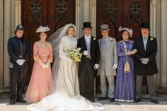 The Wedding Party Constable Higgins (Lachlan Murdoch), Dr. Emily Grace (Georgina…
