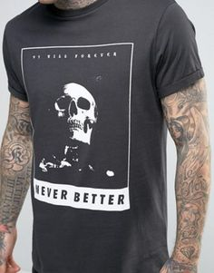 T-shirts For Men   Plain or Logo, Designer T-shirts   ASOS
