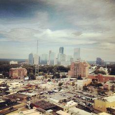 View of Atlanta/Buckhead from the 20th floor of the prestigious St. Regis Residences..     FOLLOW ME @krishdhokia on Instagram :)