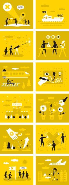 Bureau of Betterment: Xplane Poster Trio