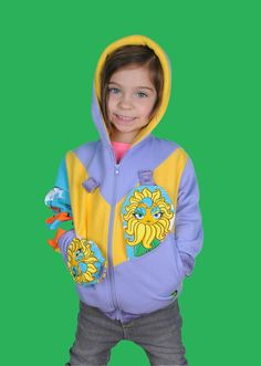 Cool new clothing line for kids!   Pocket Frenz: School Clothes that Help with Separation Anxiety