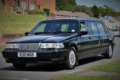 1998 Volvo 960 Limousine