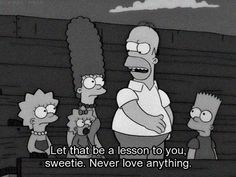 From Homer and Bart to Ralph Wiggum and Apu, these fifty funny Simpsons quotes capture the hilariousness of Springfield. Simpsons Simpsons, Simpsons Frases, Simpsons Quotes, Cartoon Quotes, Tv Quotes, Mood Quotes, Life Quotes, Attitude Quotes, Morning Quotes