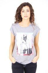 Emporio Armani ladies t-shirt short sleeve AGH68 CQ C2