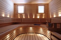 Photo about Finnish sauna with spectacular lights. Image of cosmetics, inside, interior - 13731746 Gym Interior, Interior Garden, Interior And Exterior, Interior Design, Design Design, Bench Designs, Pool Designs, Design Sauna, Sauna Lights