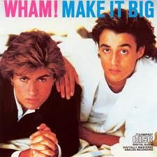 Love the 80's...Dancing to Wham in my Hyper Color shirt was the bomb!