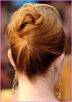 cool Mother of the bride hair updo