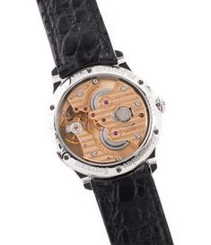 4ae3502f85dad Calibre 1304 manual-winding F. P. Journe Chronomètre Souverain Steel 38 mm  Limited Edition at A