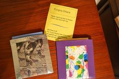 Bible Class Creations: Prayer Cards and Duck Tape Pocket- great for Holy Cards Bible School Crafts, Sunday School Crafts, Bible Crafts, Pocket Craft, Jesus Teachings, Crucifixion Of Jesus, Prayers For Children, Old And Teen, Visual Learning