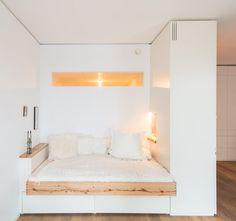 Holzgeschichten - Die Wohnung W und die Bergbuche vom Sonntagshorn