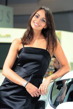 2009 Frankfurt Motor Show Girls