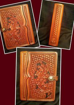 Custom Bible cover-SR