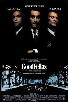 Uno de los nuestros (Goodfellas, Martin Scorsese, 1990).