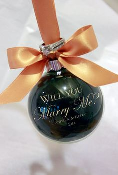 Hey, I found this really awesome Etsy listing at https://www.etsy.com/listing/199340458/christmas-proposal-marry-me-unique