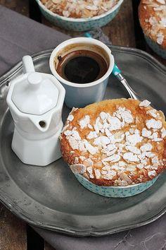 Délices d'Orient: italienische Ricotta-Mandel-Kuchen