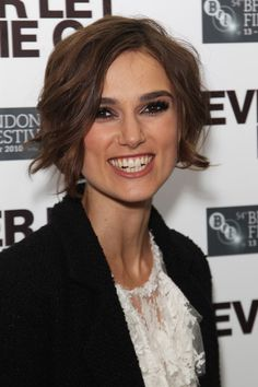 Keira Knightley Photos Photos - (UK TABLOID NEWSPAPERS OUT) Keira Knightley attends the premiere afterparty of Never Let Me Go held at The Saatchi Gallery on October 13, 2010 in London, England. - Never Let Me Go - Afterparty: 54th BFI London Film Festival - Inside Arrivals