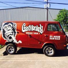 Gas Monkey Garage - Dallas, TX