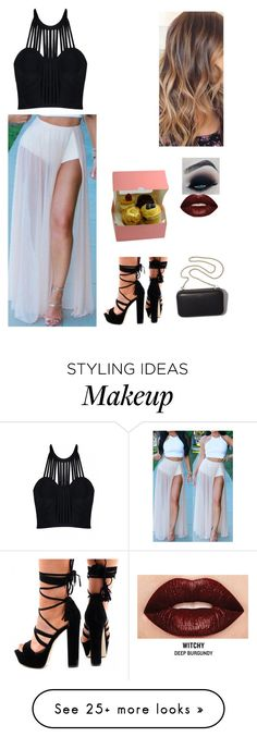 """""""All it needs is a patch or two"""" by well-its-jess on Polyvore featuring Posh Girl, Clare V. and Smashbox"""