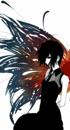 Browse Touka Kirishima Tokyo Ghoul collected by Vietthong Nguyen and make your own Anime album.