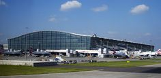 London Heathrow airport T5