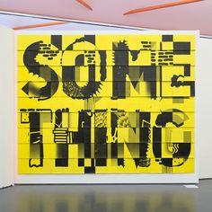 Studio Spass' Interactive Typographic Sculptures