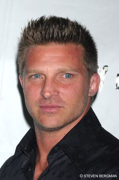 Steve Burton to Play Avery's War Hero Ex Dylan McAvoy on The Young and the Restless