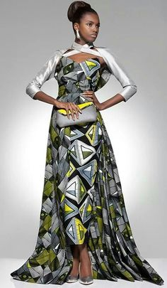 Check out the latest and trending ankara stylish fashion and styles here, I can't shout it enough until you see them 4 yourself. This is where 2 find ankara African Print Fashion, Africa Fashion, Ethnic Fashion, Fashion Prints, Fashion Design, Ankara Fashion, Men's Fashion, African Attire, African Wear