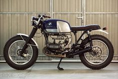 "BMW R100/7 cafe racer by Cafe Racer Dreams - ""looks the business"" indeed"