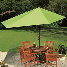 PatioUmbrellaStore.com is your solution for shade.  We have outdoor umbrellas in many styles and colors.