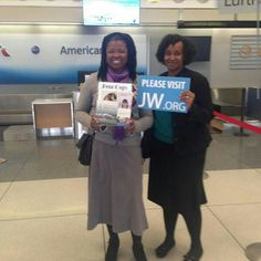 Shared by @countryandcitygirl Airport witnessing in Charlotte NC