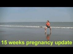 15 weeks pregnancy update - healing pregnancy acne and preventing thrombosis - YouTube