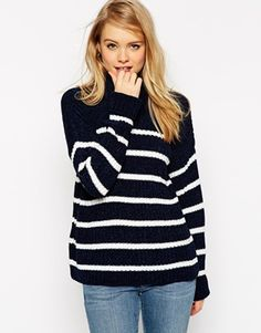 You already know what a sucker I am for stripes!