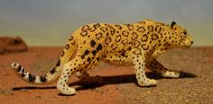 Amur Leopard (CollectA - Wild Life) - Animal Toy Forum