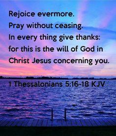 Bible Verses Kjv, King James Bible Verses, Biblical Quotes, Favorite Bible Verses, Religious Quotes, Bible Verses Quotes, Faith Quotes, 1 Thessalonians, Ephesians 1
