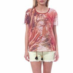 MAISON SCOTCH - Γυναικεία μπλούζα Maison Scotch σομών #sales #style #fashion